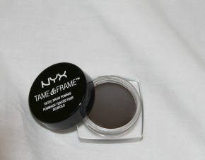 NYX Tame and Frame pomade